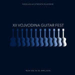 12. Vojvodina Guitar Fest 2018