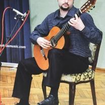 zivojin kuzmanovic vojvodina guitar fest novi sad serbia