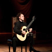 Bor Zuljan World Guitar Competition Novi Sad Serbia
