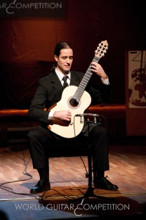 Camilo Verga World Guitar Competition Novi Sad Serbia