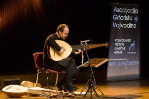 Darko Karajic Vojvodina Guitar Fest Novi Sad Serbia