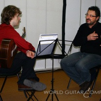 Anielo Desiderio Sanel Redzic World Guitar Competition Novi Sad Serbia