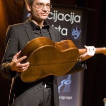 Dimitris Kotronakis Vojvodina Guitar Fest Novi Sad Serbia