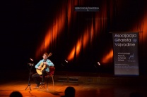 Marko Topchii World Guitar Competition Novi sad serbia
