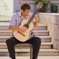 Marko Ivezic letnja skola gitare Novi SAd