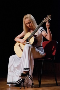 Ana Likacheva World Guitar Competition Novi Sad