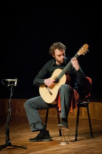 Orestis Kalampalikis World Guitar Competition Composers Novi Sad