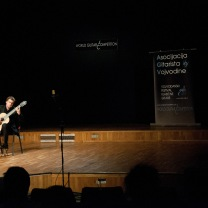 Vojin Kocic World Guitar Competition Novi Sad