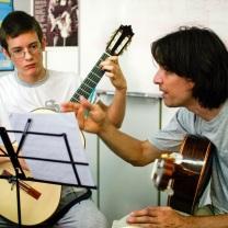 David Pavlovits Letnja skola gitare novi sad