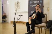 Miloš Janjic Vojvodina Guitar Fest Novi Sad
