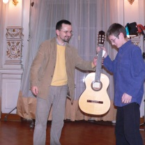 Zoran Krajisnik i Marko Ivezic