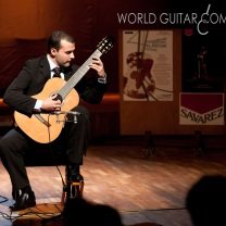 Rodrigo Maluf World Guitar Competition Novi Sad Serbia