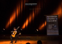 Ruben Bettencourt World Guitar Competition Novi Sad Serbia