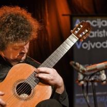 Zoran Dukic Vojvodina Guitar Fest Novi Sad Serbia